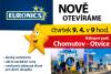 Nová prodejna Euronics vytvořila v Chomutově 12 nových pracovních míst
