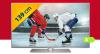 Lidé chtějí sledovat hokejové mistrovství na televizorech s úhlopříčkou nad jeden metr