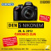 Přijďte si prohlédnout novinky na Dny s Nikonem