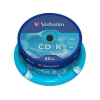 Verbatim CD-R DL 700MB/80min, 52x, 25-cake