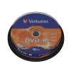 Verbatim DVD-R 4,7GB, 16x, 10cake