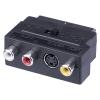 EMOS 3x Cinch + S-Video / SCART