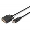 Digitus DisplayPort - DVI (24+1), 1m