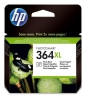 HP No. 364XL, 290 stran, foto černá,