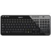 Logitech Wireless Keyboard K360 CZ/SK černá
