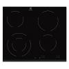 Sklokeramická varná deska Electrolux EHF6241FOK černá/sklo