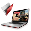Videorecenze: Notebook Lenovo IdeaPad U410 červený (i3- 2367M, 8GB, 32+500GB, 14