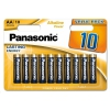 Panasonic AA, LR06, blistr 10ks