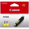 Canon CLI-551 Y, 330 stran - originální