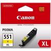 Canon CLI-551XL Y, 685 stran - originální
