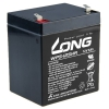 Avacom Long 12V 5Ah HighRate F1 (WP5-12SHR F1)