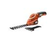 Black-Decker GSL700 KIT, Aku + rukavice a nůžky
