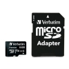 Verbatim micro SDXC 64GB Class 10 + adaptér