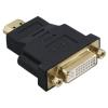 Hama DVI / HDMI, pozlacená