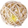 EMOS 16 LED, 3m, řetěz (koule), teplá bílá, vnitřní použití