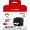 Canon PGI-2500XL, 2500/1295 stran, BK/C/M/Y