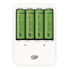 GP PB420 pro AA, AAA + 4x AA ReCyko+ (2500mAh)