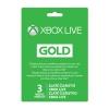Microsoft Xbox LIVE Gold - zlaté členství 3 měsíce