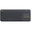 Logitech Wireless Keyboard K400 Plus, CZ...
