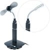 Connect IT USB 2.0 s ventilátorem a led lampičkou