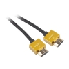 GoGEN HDMI 1.4, 1,5m, pozlacený, High sp...