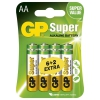 GP Super AA, LR06, blistr 6+2ks
