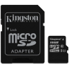 Kingston 16GB UHS-I U1 (45R/10W) + adapter