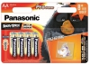 Panasonic Pro Power AA, LR6, klíčenka Angry Birds, blistr 8ks