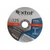 EXTOL na kov, 5ks, 125x1,6x22,2mm