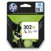 HP 302XL, 330 stran - 3 barevná kazeta
