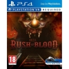 Sony Until Dawn Rush of Blood (PS4)