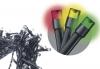 EMOS 500 LED, 50m, řetěz, vícebarevná, časovač, i ...