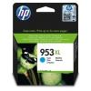 HP 953XL 1600 stran - azurová