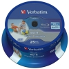 Verbatim BD-R SL 25GB, 6x, 25-cake