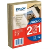 Epson Premium Glossy Photo 10x15, 225g, 80 listů