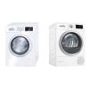 Set (Sušička prádla Bosch WTW876WBY) + (Automatick...
