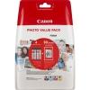 Canon CLI-581 BK/C/M/Y PHOTO VALUE BL SEC