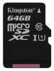 Kingston MicroSDXC 64GB UHS-I U1 (80R/10W)