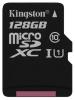 Kingston MicroSDXC 128GB UHS-I U1 (80R/10W)