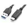 AQ USB 3.1 USB-C samec - USB 3.0 A samec...