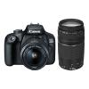 Canon 4000D + 18-55 DC III + 75-300 DC + dárek