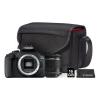 Canon 2000D + 18-55 IS II + SB130 + 16GB karta