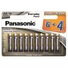 Panasonic Everyday Power AA, LR06, blistr 6+4ks
