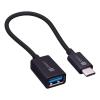Connect IT USB-A - USB-C, OTG, 15 cm