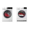 Set (Sušička prádla AEG AbsoluteCare® T8DBG48WC) +...