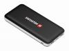 Swissten Black Core Slim 15000mAH, USB-C