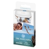 HP Zink Sticky-Backet Photo Paper A6, 20 listů