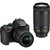 Nikon D3500 + 18-55 AF-P VR + 70-300 AF-P VR