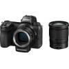 Nikon Z6 + 24-70 + adaptér bajonetu FTZ KIT