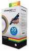 Polaroid pro Play 3D Pen, 20 barev